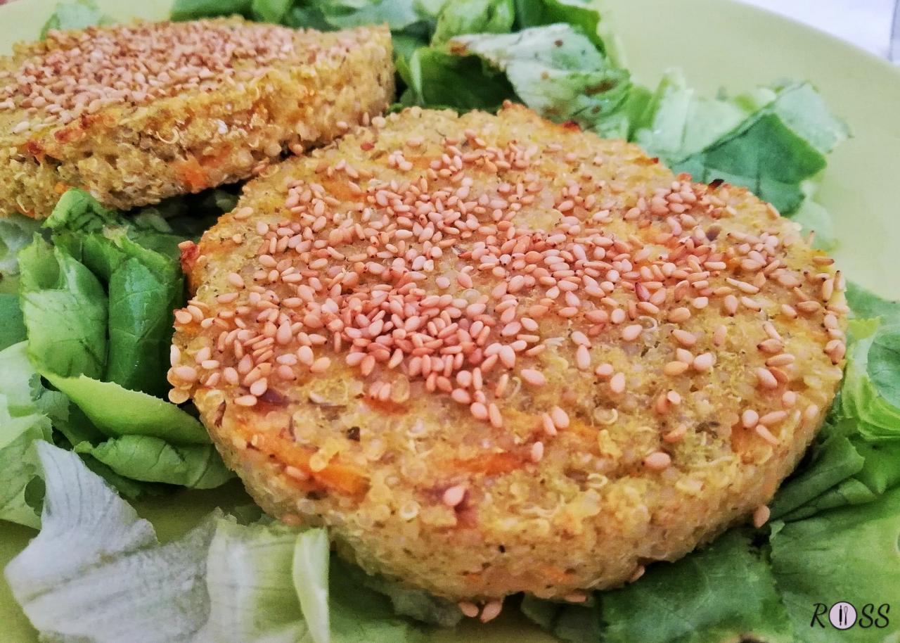 Ricetta Quinoa Con Tonno E Verdure.Hamburger Di Quinoa Con Tonno E Carote Rossincucina