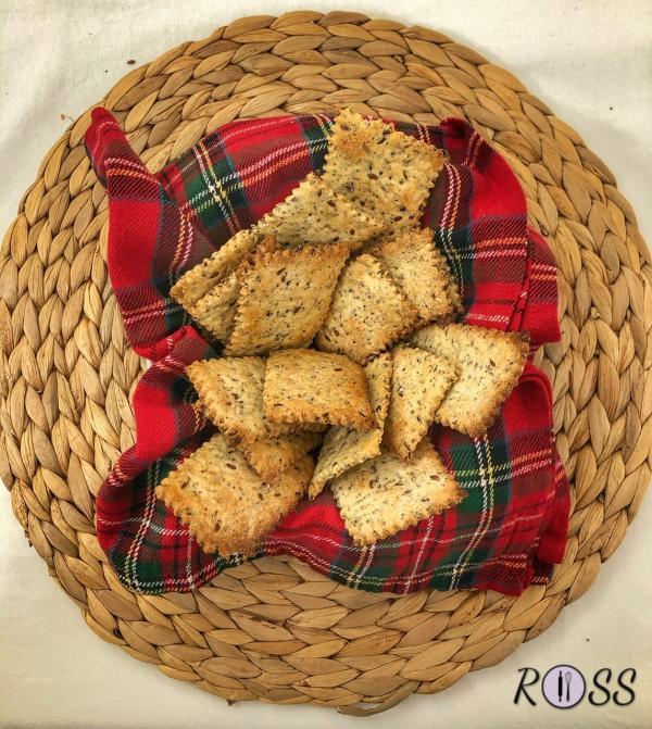 Crackers semi-integrali  ai semi