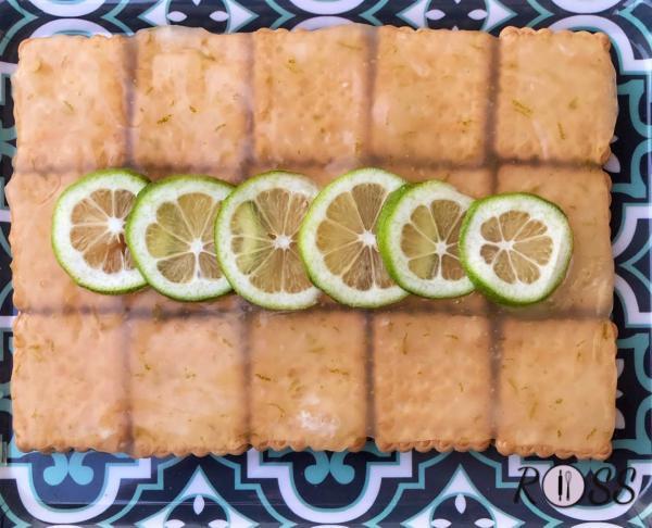 Torta rapida al limone